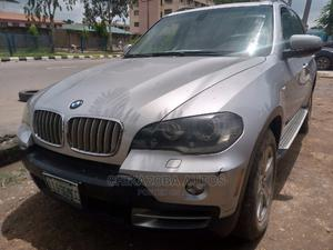 BMW X5 2007 3.0i Activity Automatic Silver | Cars for sale in Lagos State, Ikeja