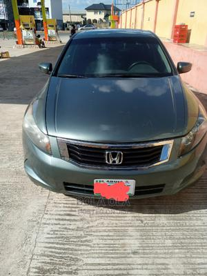 Honda Accord 2008 2.0 Comfort Automatic Green | Cars for sale in Lagos State, Ajah