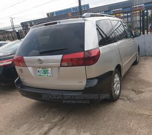 Toyota Sienna 2005 Silver | Cars for sale in Lagos State, Ikotun/Igando