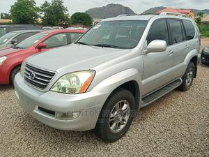 Lexus GX 2010 460 Silver | Cars for sale in Abuja (FCT) State, Kubwa
