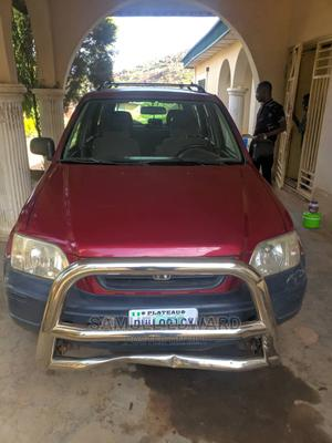 Honda CR-V 2001 2.0 Automatic Red | Cars for sale in Plateau State, Jos