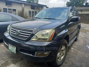 Lexus GX 2005 470 Sport Utility Black | Cars for sale in Lagos State, Surulere