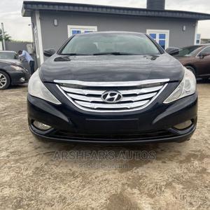 Hyundai Sonata 2011 Black   Cars for sale in Lagos State, Ifako-Ijaiye