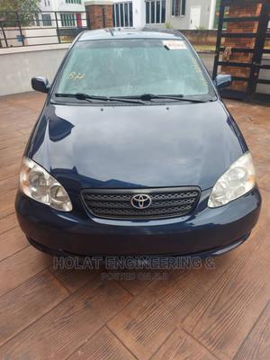 Toyota Corolla 2006 Blue | Cars for sale in Lagos State, Ojodu