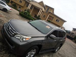 Lexus GX 2011 460 Premium Gray | Cars for sale in Lagos State, Isolo