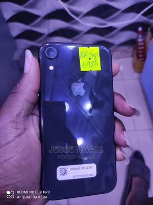 Apple iPhone XR 64 GB Black | Mobile Phones for sale in Edo State, Benin City
