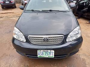 Toyota Corolla 2006 Black | Cars for sale in Anambra State, Onitsha