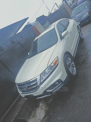 Honda Accord Crosstour 2014 EX-L W/Navigation AWD White   Cars for sale in Lagos State, Surulere