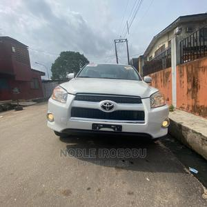 Toyota RAV4 2011 Limited White | Cars for sale in Lagos State, Ikeja