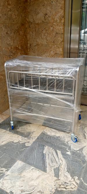 Hospital Baby Cot Bed | Medical Supplies & Equipment for sale in Rivers State, Eleme