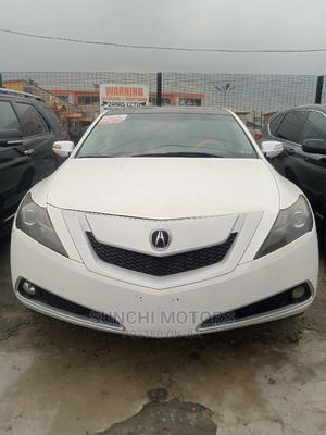 Acura ZDX 2010 Base AWD White | Cars for sale in Lagos State, Lekki