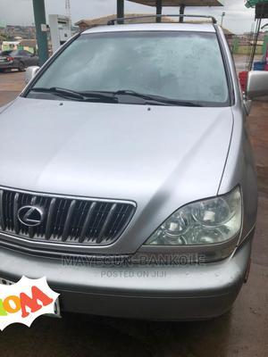 Lexus LX 2000 470 AWD Silver | Cars for sale in Ogun State, Abeokuta South