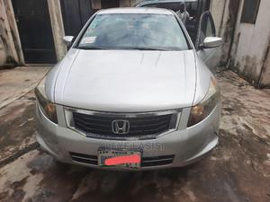 Honda Accord 2008 2.4 EX Automatic Silver   Cars for sale in Lagos State, Ikeja