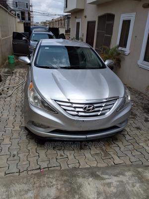 Hyundai Sonata 2014 Silver | Cars for sale in Lagos State, Ojodu