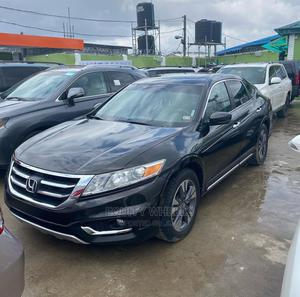 Honda Accord Crosstour 2013 EX-L AWD Black | Cars for sale in Lagos State, Ogba