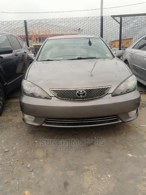 Toyota Camry 2006 Gray   Cars for sale in Lagos State, Lagos Island (Eko)