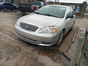 Toyota Corolla 2004 Silver   Cars for sale in Lagos State, Isolo