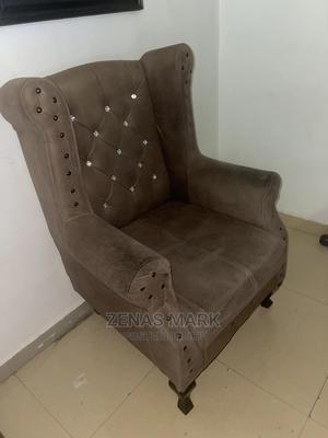 Soft Sofa Single Chair   Furniture for sale in Abuja (FCT) State, Gwarinpa