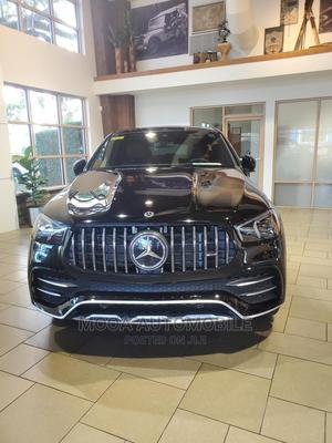 Mercedes-Benz GLE-Class 2021 Black | Cars for sale in Lagos State, Lekki