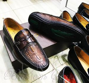 Free Delivery - Quality Designers Brown Loafers   Shoes for sale in Rivers State, Bonny