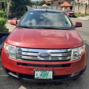 Ford Edge 2009 Red   Cars for sale in Lagos State, Ikeja