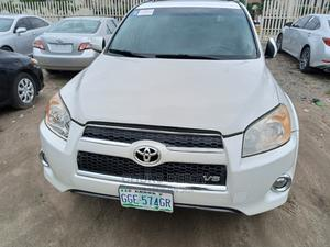 Toyota RAV4 2010 2.5 Limited 4x4 White | Cars for sale in Lagos State, Amuwo-Odofin
