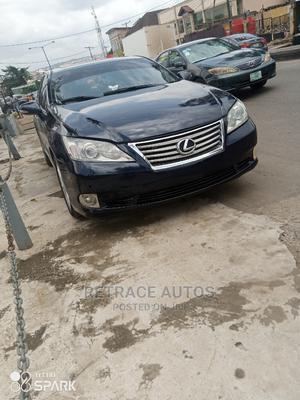 Lexus ES 2012 Blue | Cars for sale in Lagos State, Ikeja