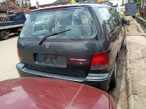 Honda Odyssey 2002 LX Gray   Cars for sale in Lagos State, Ilupeju