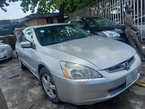 Honda Accord 2005 Automatic Silver | Cars for sale in Lagos State, Surulere