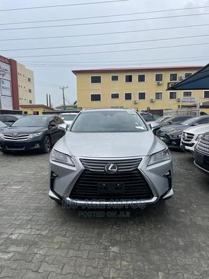 Lexus RX 2018 350L Luxury AWD Silver | Cars for sale in Lagos State, Lekki