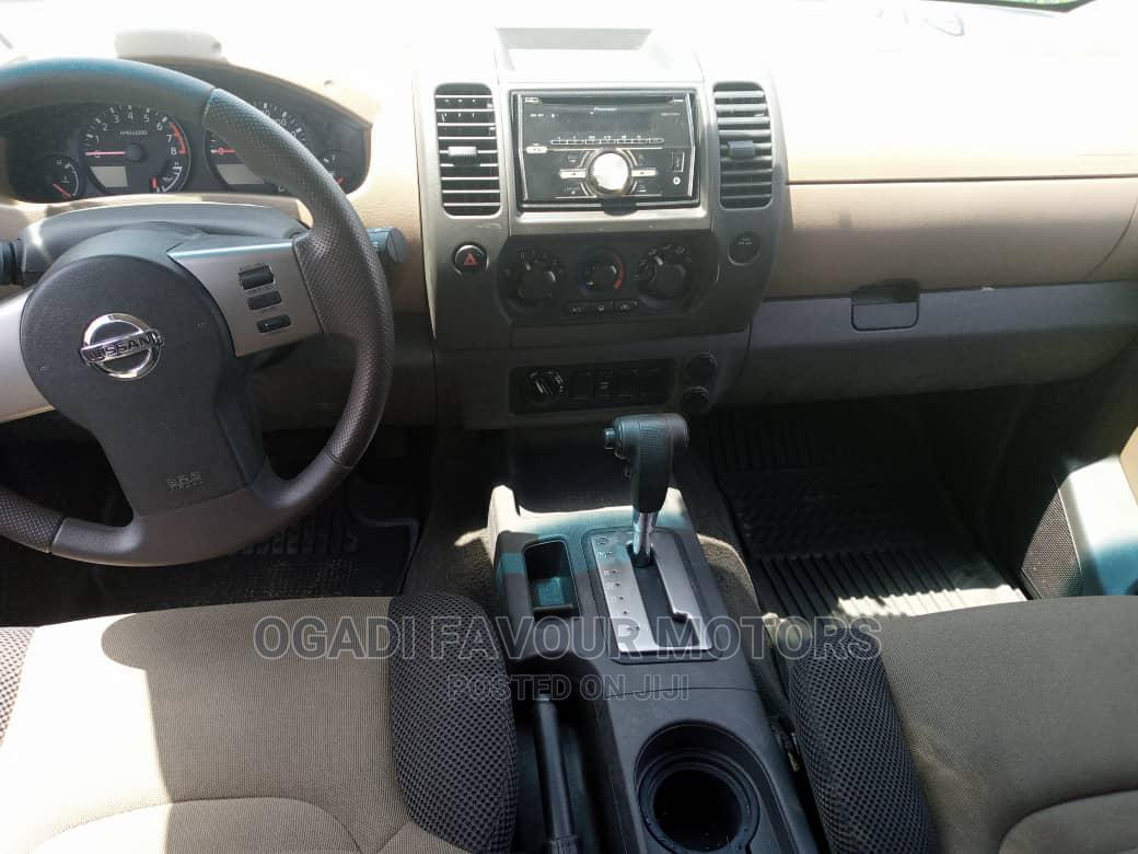 Archive: Nissan Xterra 2005 Automatic Black