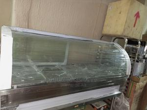Curve Glass Foreign Food Warmer | Restaurant & Catering Equipment for sale in Lagos State, Ojo