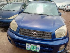 Toyota RAV4 2003 Automatic Blue   Cars for sale in Lagos State, Ojodu