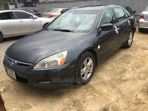 Honda Accord 2006 2.0 Comfort Automatic Gray | Cars for sale in Rivers State, Port-Harcourt