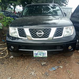 Nissan Pathfinder 2006 SE 4x2 Black | Cars for sale in Abuja (FCT) State, Gwarinpa