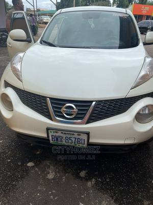 Nissan Juke 2011 White   Cars for sale in Oyo State, Ogbomosho North