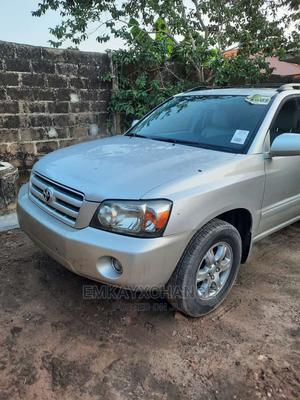 Toyota Highlander 2007 V6 Silver   Cars for sale in Ondo State, Akure