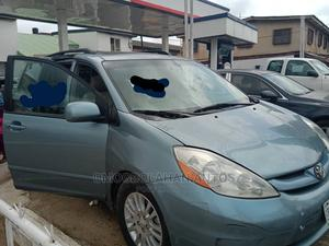 Toyota Sienna 2007 XLE 4WD Gray   Cars for sale in Lagos State, Oshodi