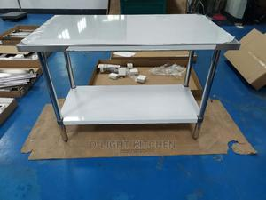 Stainless Steel Working Table   Safetywear & Equipment for sale in Lagos State, Ojo