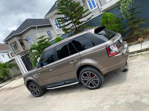 Land Rover Range Rover Sport 2007 Gold | Cars for sale in Lagos State, Ikeja