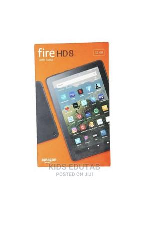 New Amazon Fire HD 8 32 GB Black | Tablets for sale in Lagos State, Ajah