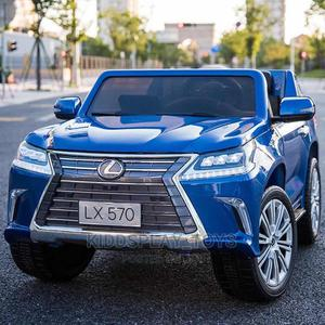 Licensed Lexus LX570 for Ride on Toy Cars for Kiddies | Toys for sale in Lagos State, Lagos Island (Eko)