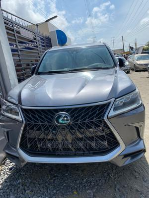 Lexus LX 2017 570 AWD Gray | Cars for sale in Lagos State, Lekki