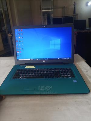 Laptop HP Pavilion 17 8GB Intel Core I5 HDD 500GB   Laptops & Computers for sale in Akwa Ibom State, Uyo