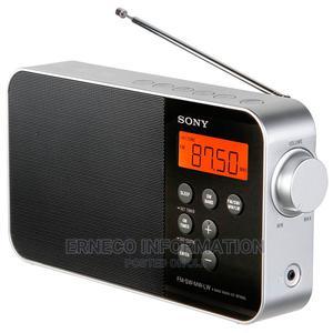 Sony ICF-M780SL Portable Radio FM Display | Audio & Music Equipment for sale in Lagos State, Ikeja