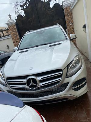 Mercedes-Benz GLE-Class 2016 Silver | Cars for sale in Lagos State, Lekki