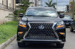 Lexus GX 2021 460 Black   Cars for sale in Abuja (FCT) State, Central Business District