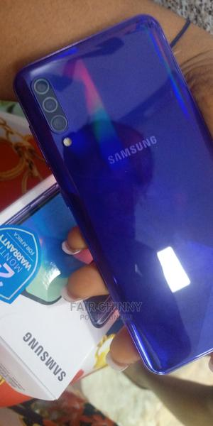 Samsung Galaxy A30s 64 GB Blue | Mobile Phones for sale in Lagos State, Surulere