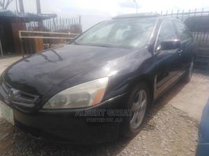 Honda Accord 2006 2.0 Comfort Black   Cars for sale in Lagos State, Ojo