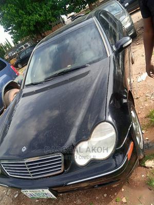Mercedes-Benz C240 2004 Black   Cars for sale in Abuja (FCT) State, Gwarinpa